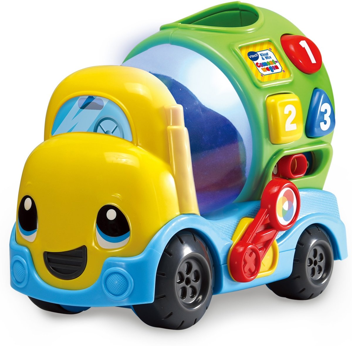 VTech Baby kleur en mix cementwagen