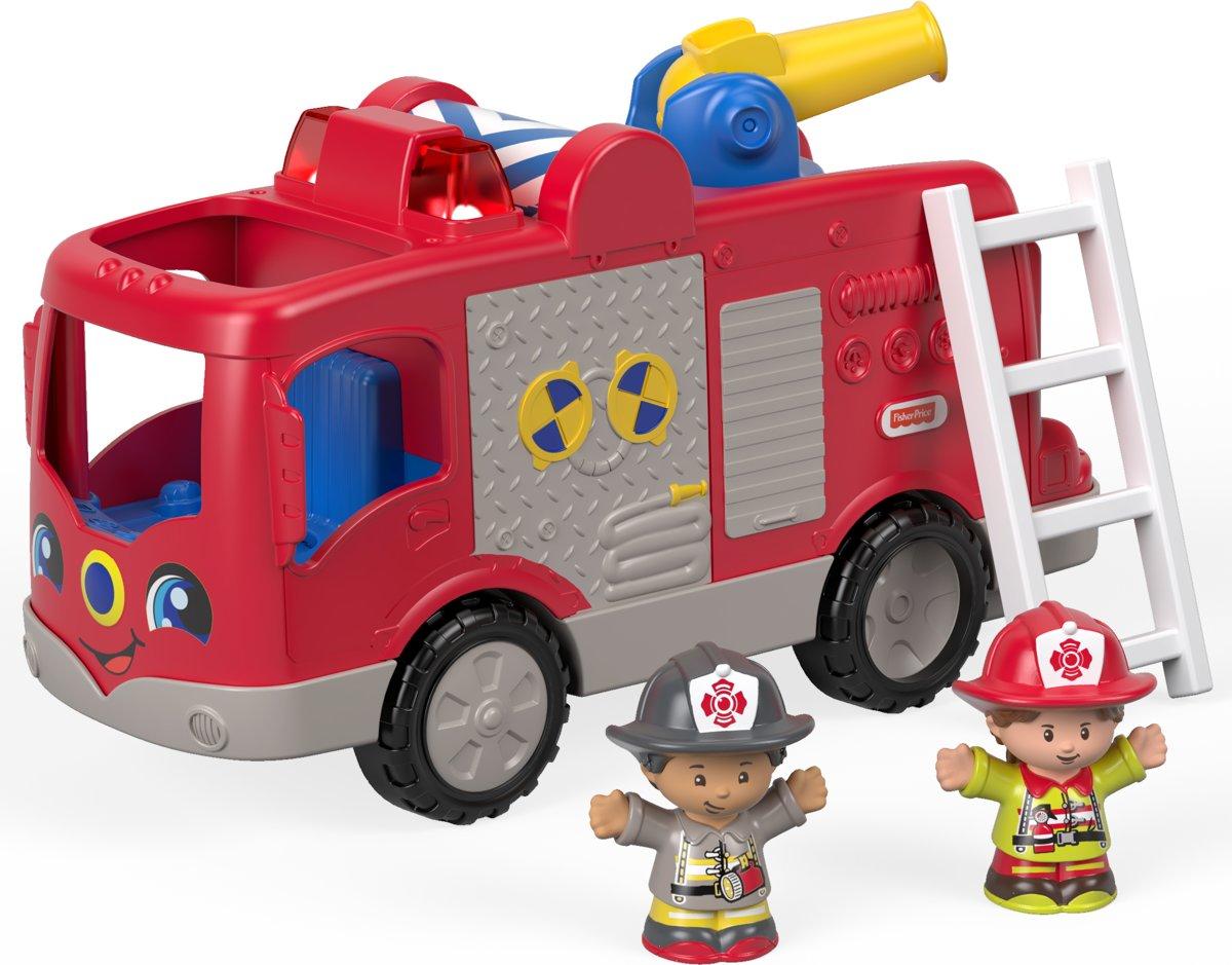 Little People - Grote brandweerauto