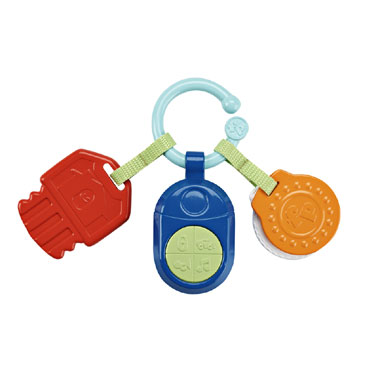 Fisher-Price muzikale telefoon/sleutel