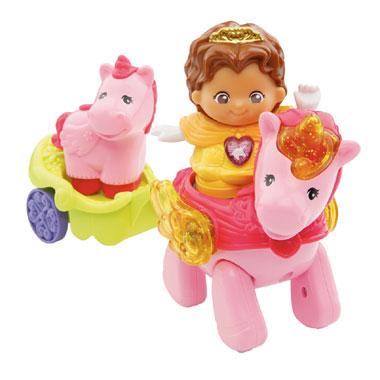 VTech Vrolijke Vriendjes Magisch Koninkrijk Prinses Penny & eenhoorn