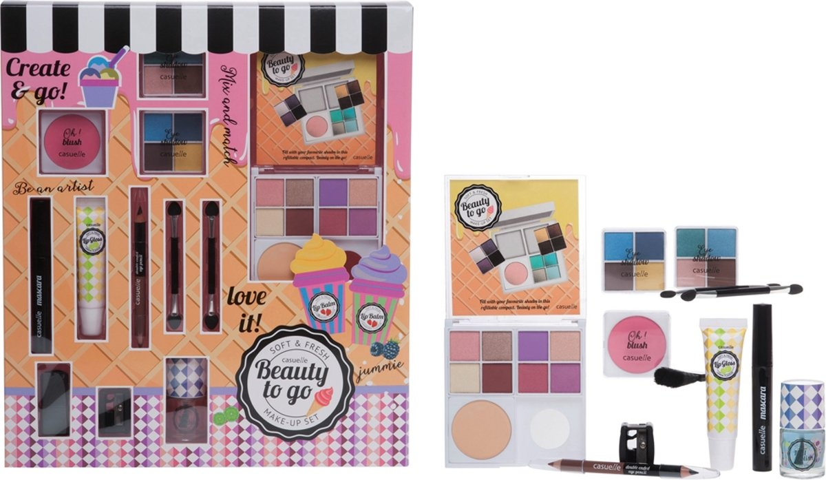 Casuelle Make-up Set Ice Cream Groot (5561294)