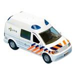 Die Cast politiebus met licht en geluid