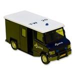 Bus mobiele eenheid met licht en geluid