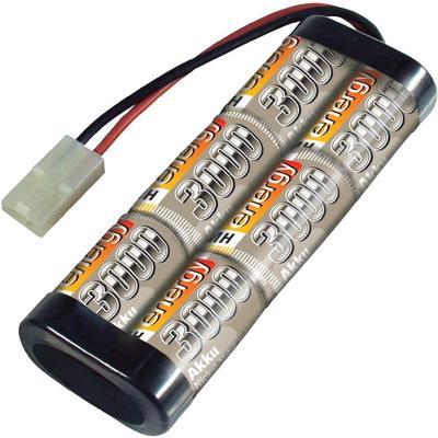 NiMH accupack 7.2 V 3000 mAh Conrad energy Stick Tamiya-stekker