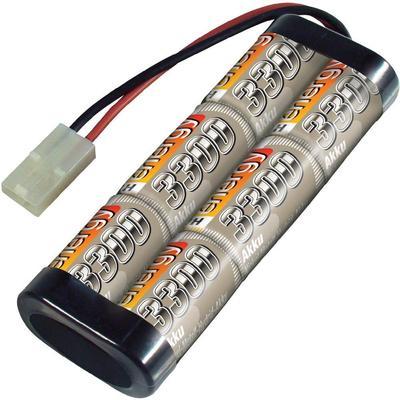 NiMH accupack 7.2 V 3300 mAh Conrad energy Stick Tamiya-stekker
