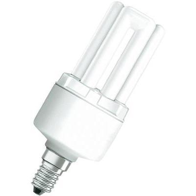 OSRAM Spaarlamp 230 V E14 8 W = 40 W Warmwit Energielabel: A Buis Inhoud: 1 stuks