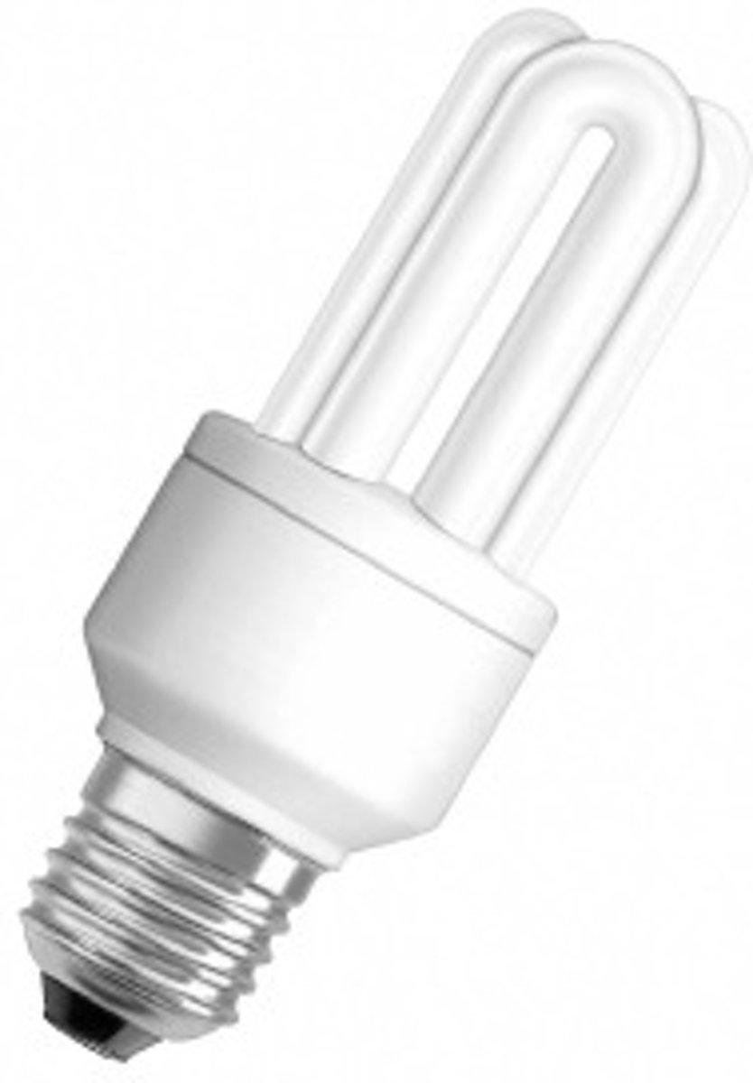 Osram Dulux Value Stick Spaarlamp - E27 - 11W