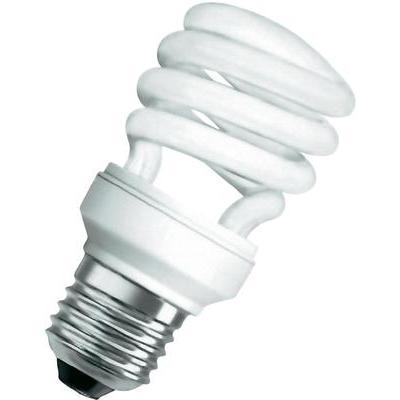 OSRAM Spaarlamp 129 mm 230 V E27 20 W Warmwit Energielabel: A Buis Inhoud: 1 stuks