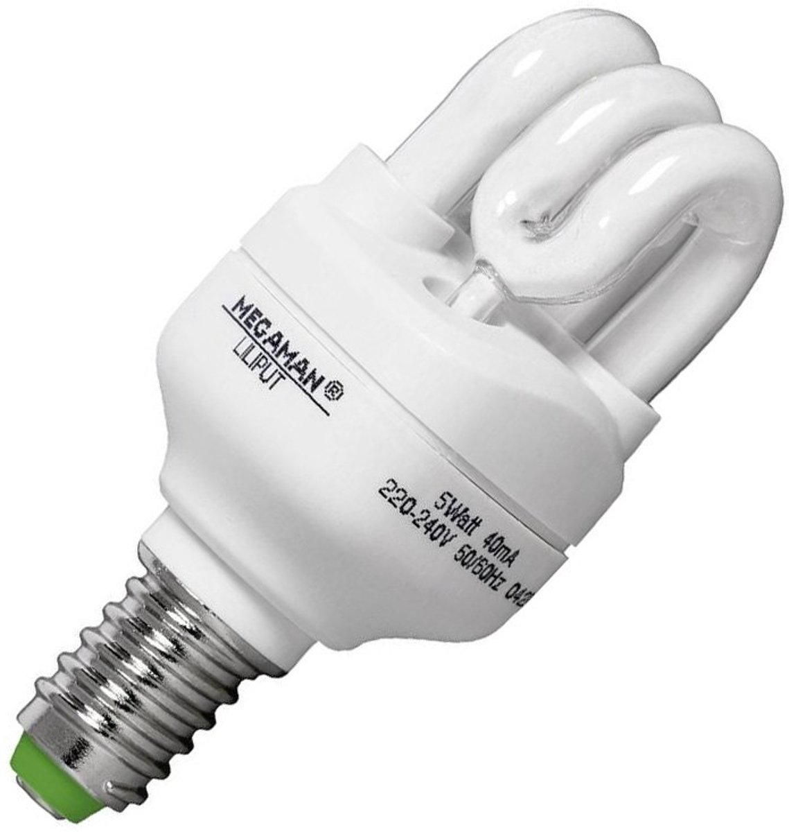 Megamann Spaarlamp DIM E14 - 5W