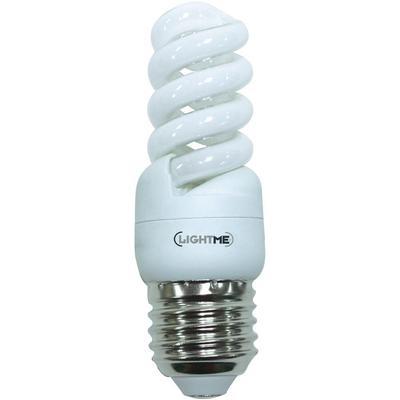LightMe Spaarlamp 96 mm E27 9 W Energielabel: A Spiraal Inhoud: 1 stuks