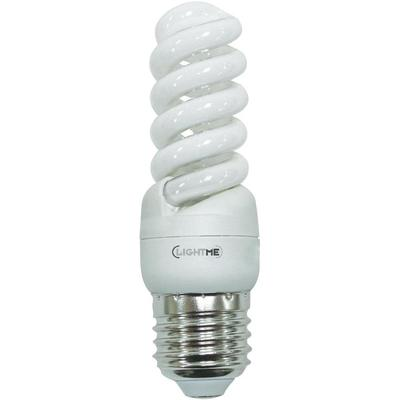 LightMe Spaarlamp 105 mm E27 11 W Energielabel: A Spiraal Inhoud: 1 stuks