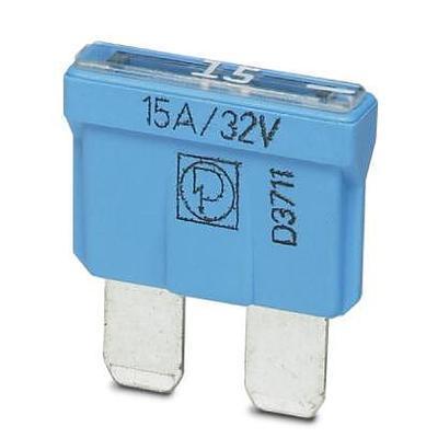 Phoenix Contact SI FORM C 25 A DIN 72581 Standaard steekzekering Wit