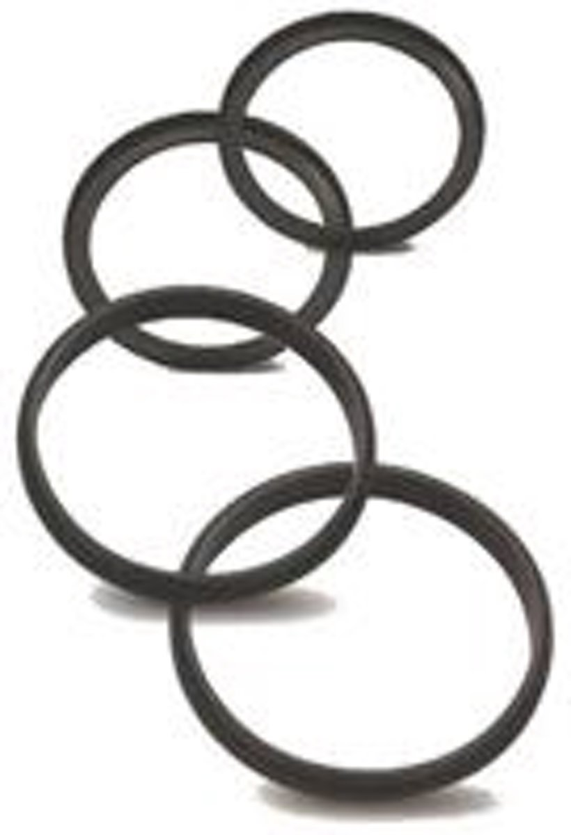 Filter Adapter Ring, Lens ??: 40.5 mm, Filter ??: 43,0 mm