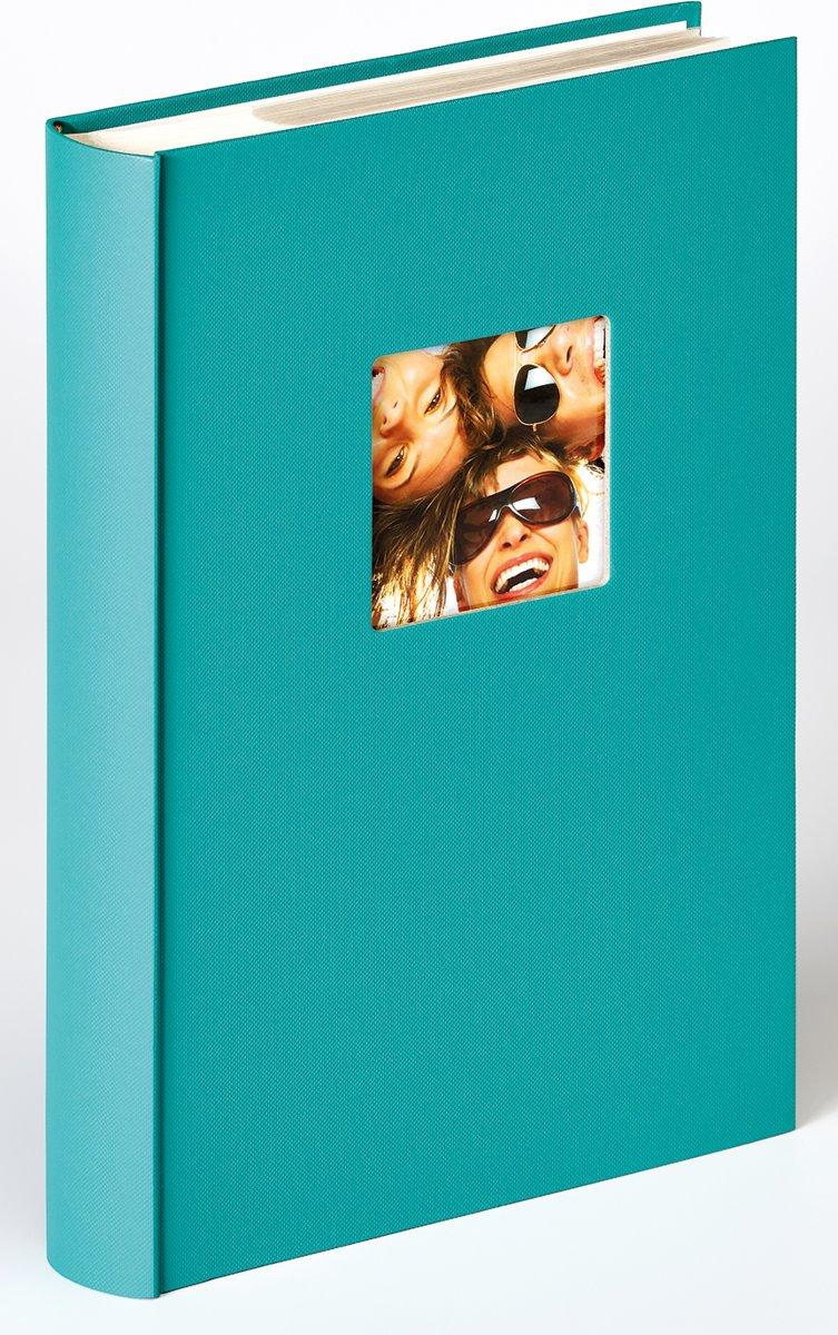 Walther Fun - Fotoalbum - Petrol Groen - 300 foto's 10 x 15 cm