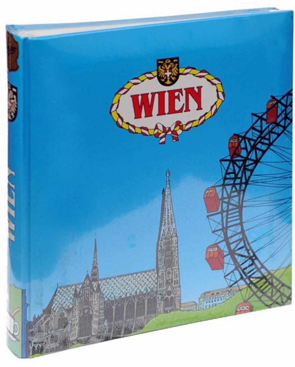 Henzo 10.404.07 Fotoalbum Wien