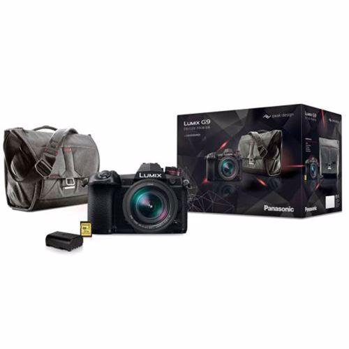 Panasonic systeemcamera Lumix DC-G9 + 12-60 mm PACK