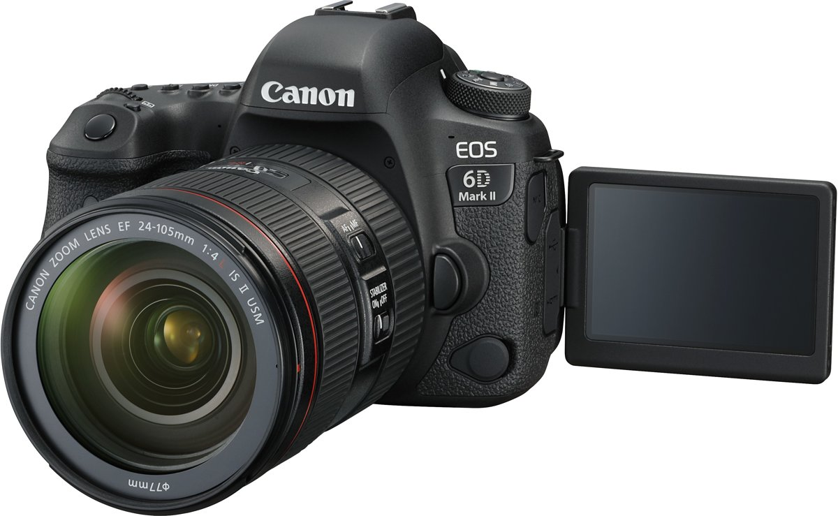 Canon EOS 6D MK II + EF 24-105mm/F3.5-5.6 IS STM