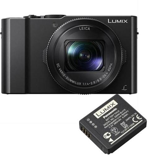 Panasonic compact camera DMC-LX15PACK