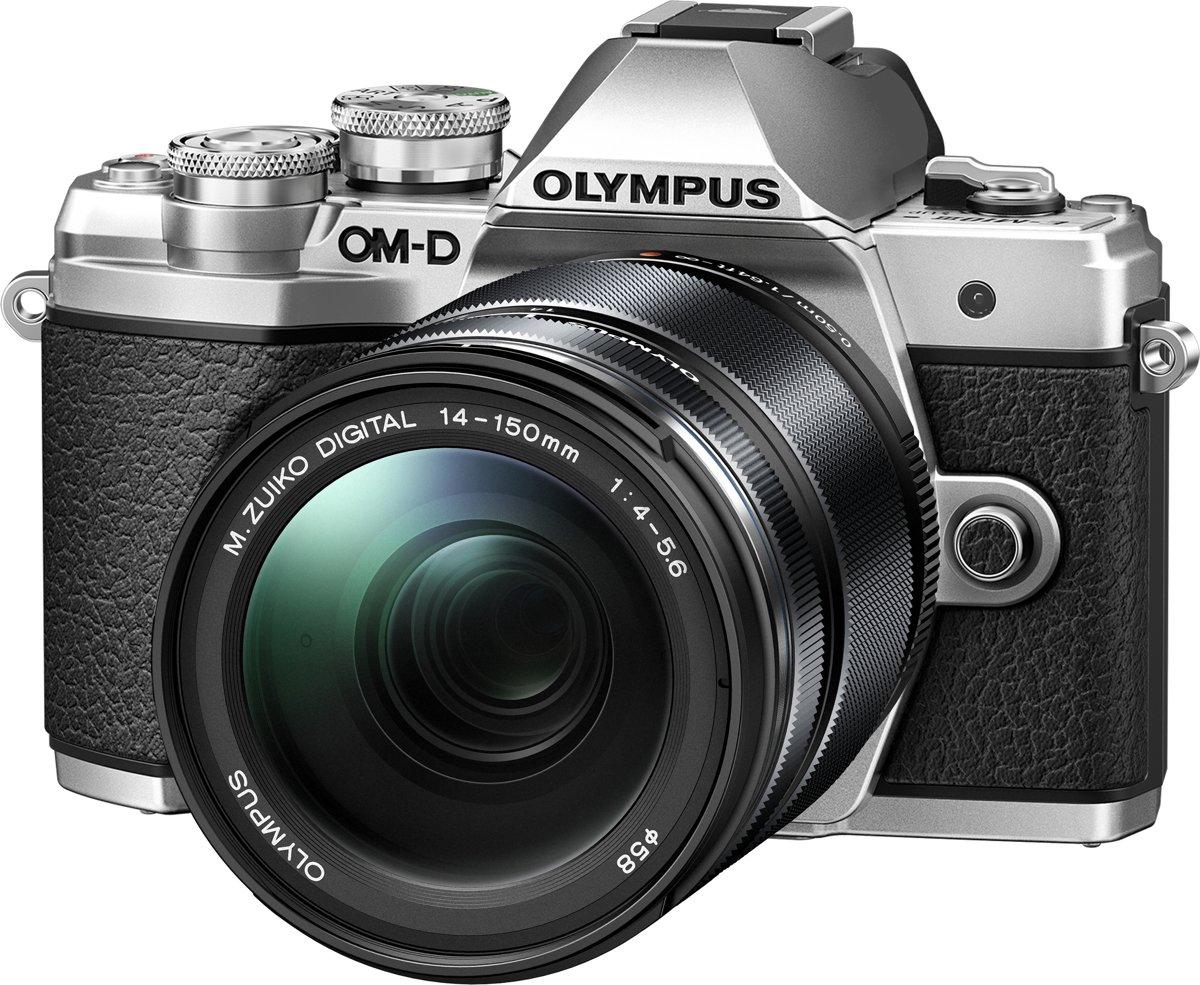 Olympus E-M10 Mark III Silver + M.Zuiko ED 14-150/f4-5.6 II