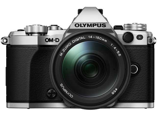 Olympus OM-D E-M5 Mark II + M.ZUIKO DIGITAL ED 14-150mm F4.0-5.6 II