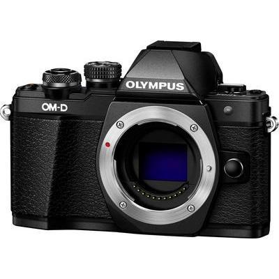 Olympus E-M10 Systeemcamera 16.1 Mpix Zwart