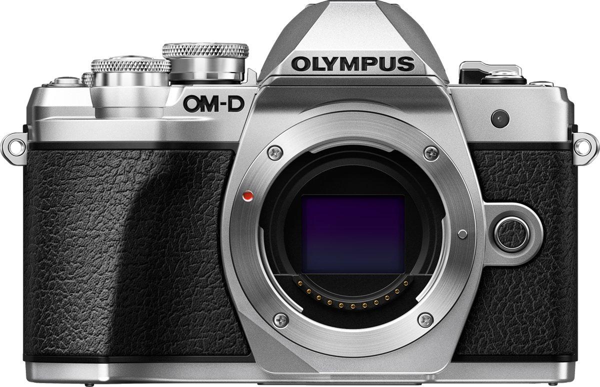 Olympus E-M10III Body zilver