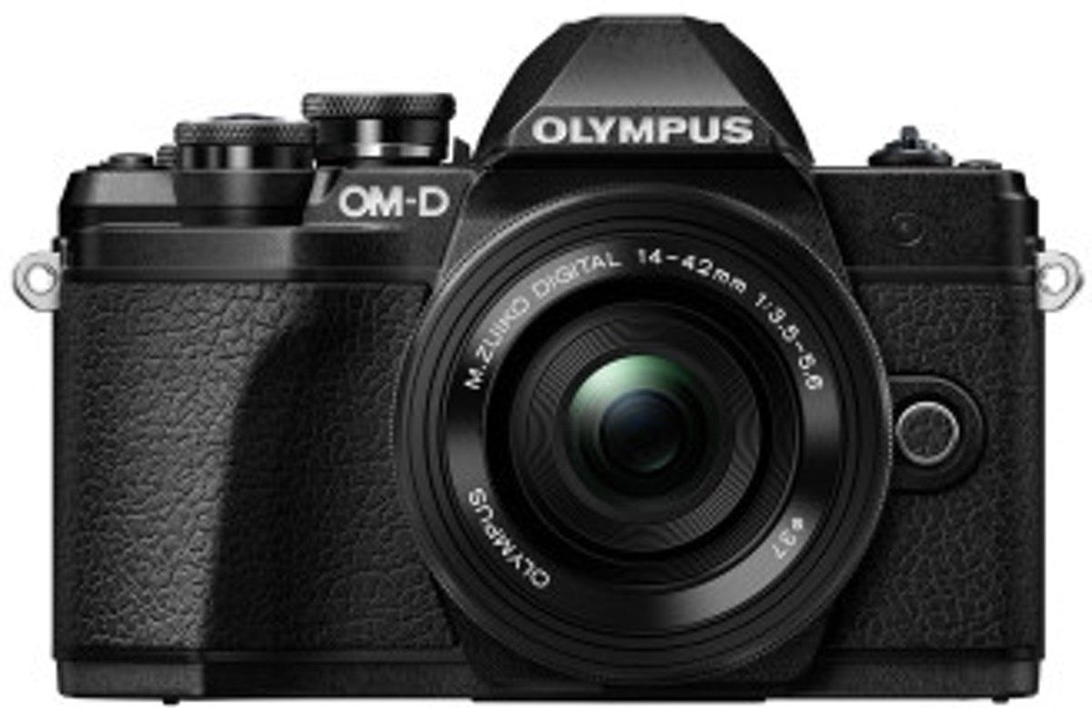 Olympus E-M10III Pancake DZK (EZ-M1442EZ + ED 40150) b/b/b