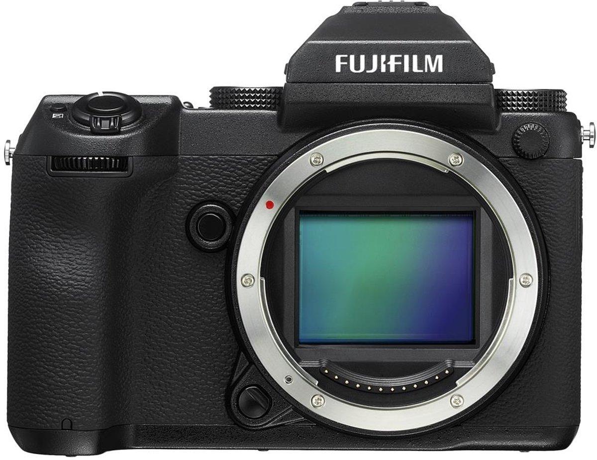 Fujifilm GFX-50s Body Black