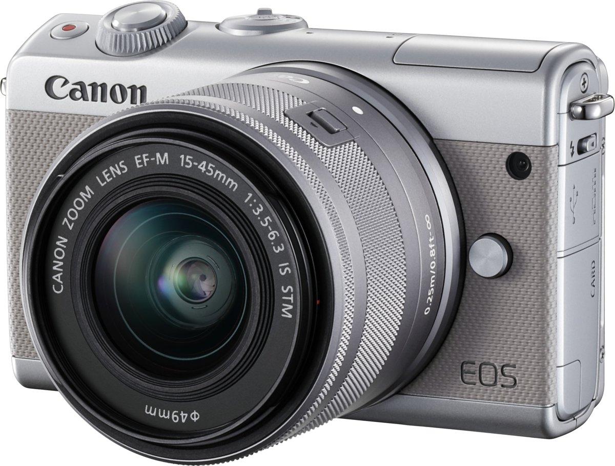 Fujifilm X-E3 Kit XF18-55mm Zilver