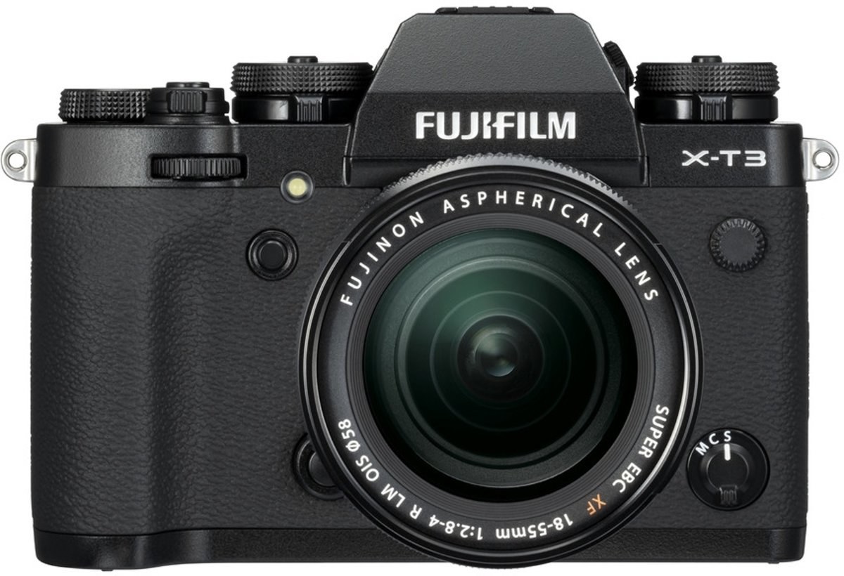 Fujifilm X-T3 Black/ XF18-55mm F2.8-4.0 OIS R