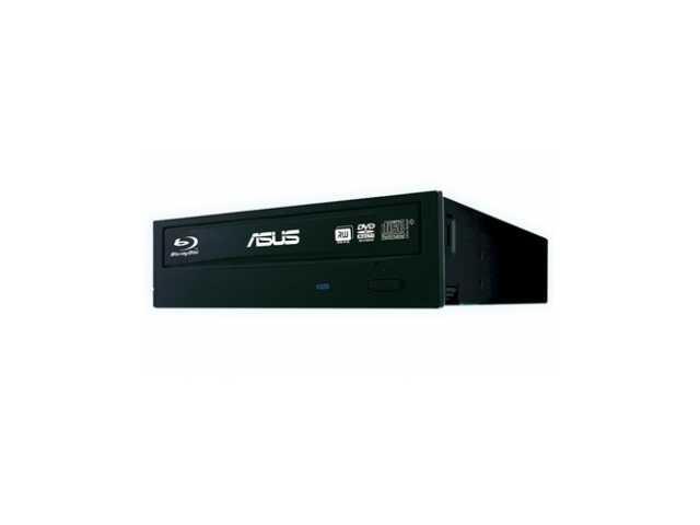 Asus Bc-12d2ht Blu-ray Speler Zwart