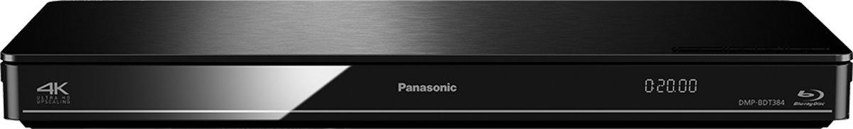 Panasonic 3D blu-ray speler DMP-BDT384EG