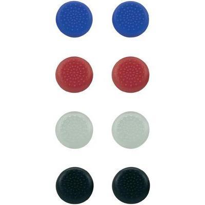 Speedlink Controller-opzetstukken (analoge stick) - PlayStation4 (blauw, rood, wit, zwart)