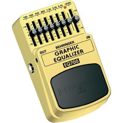 Behringer EQ700 Gitaareffect Equalizer
