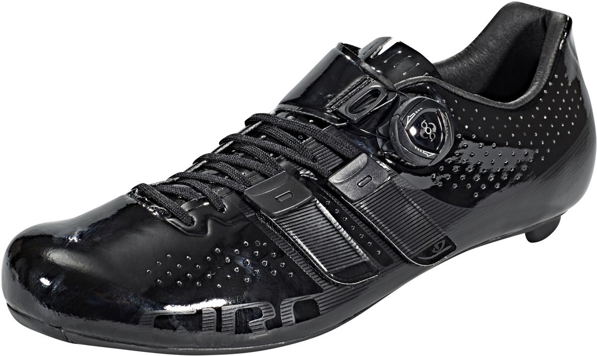 Giro Factor Techlace schoenen Heren zwart Schoenmaat EU 42,5