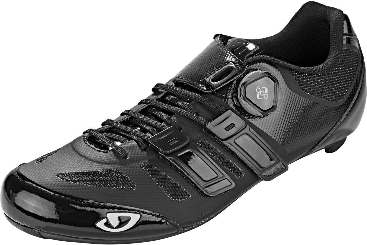 Giro Sentrie Techlace Schoenen Heren, black Schoenmaat EU 40,5