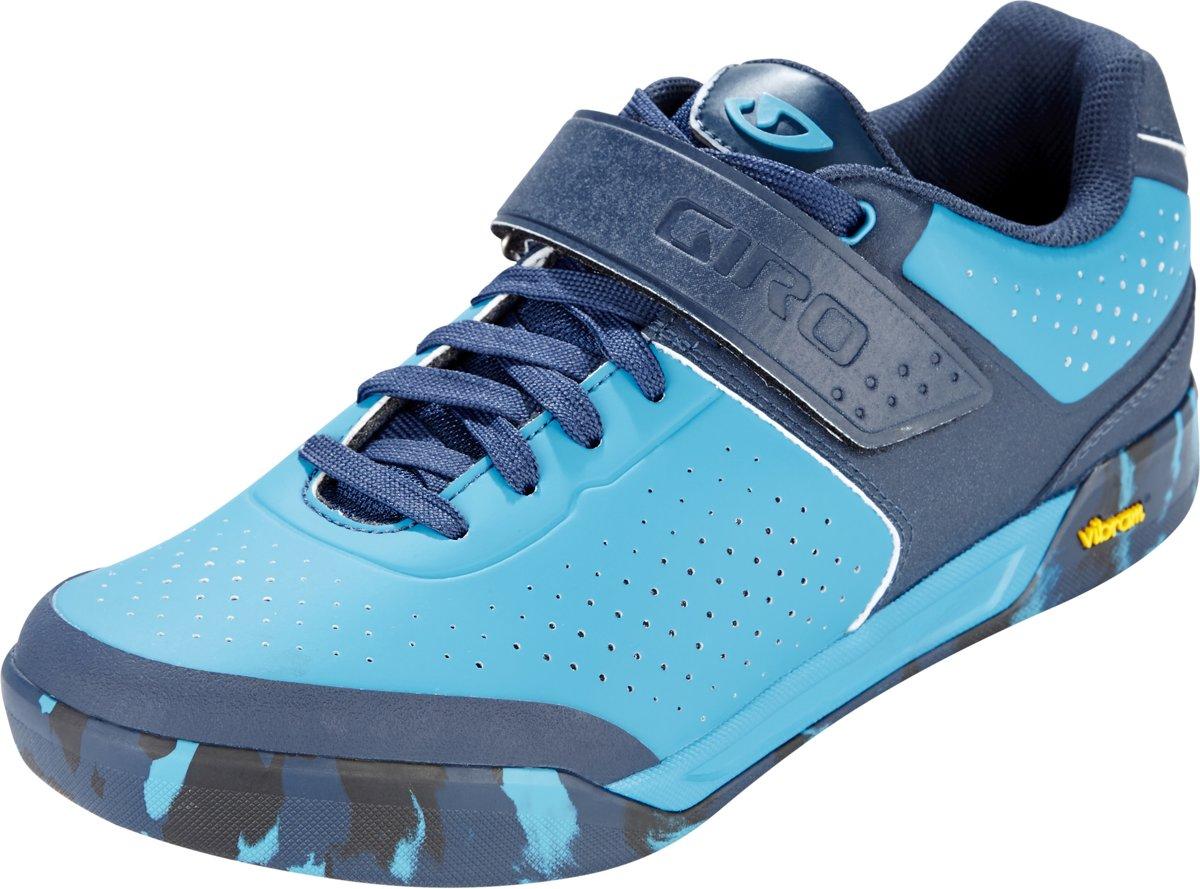 Giro Chamber II Schoenen Heren, midnight/blue Schoenmaat EU 38