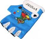 Ventura - Fietshandschoenen - Kinderen - Blauw - Maat S
