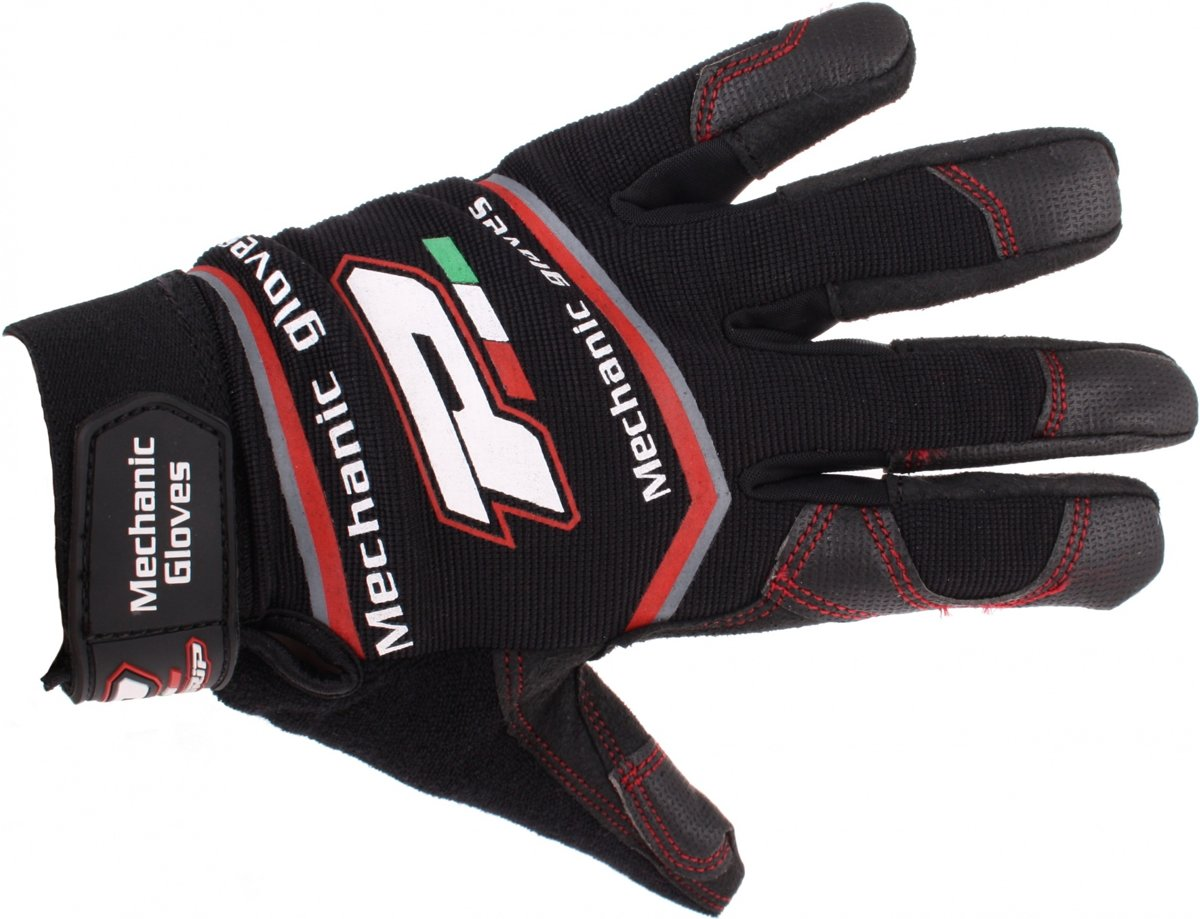 Pro-grip 4013 Mechanic Gloves Handschoenen Zwart Maat S