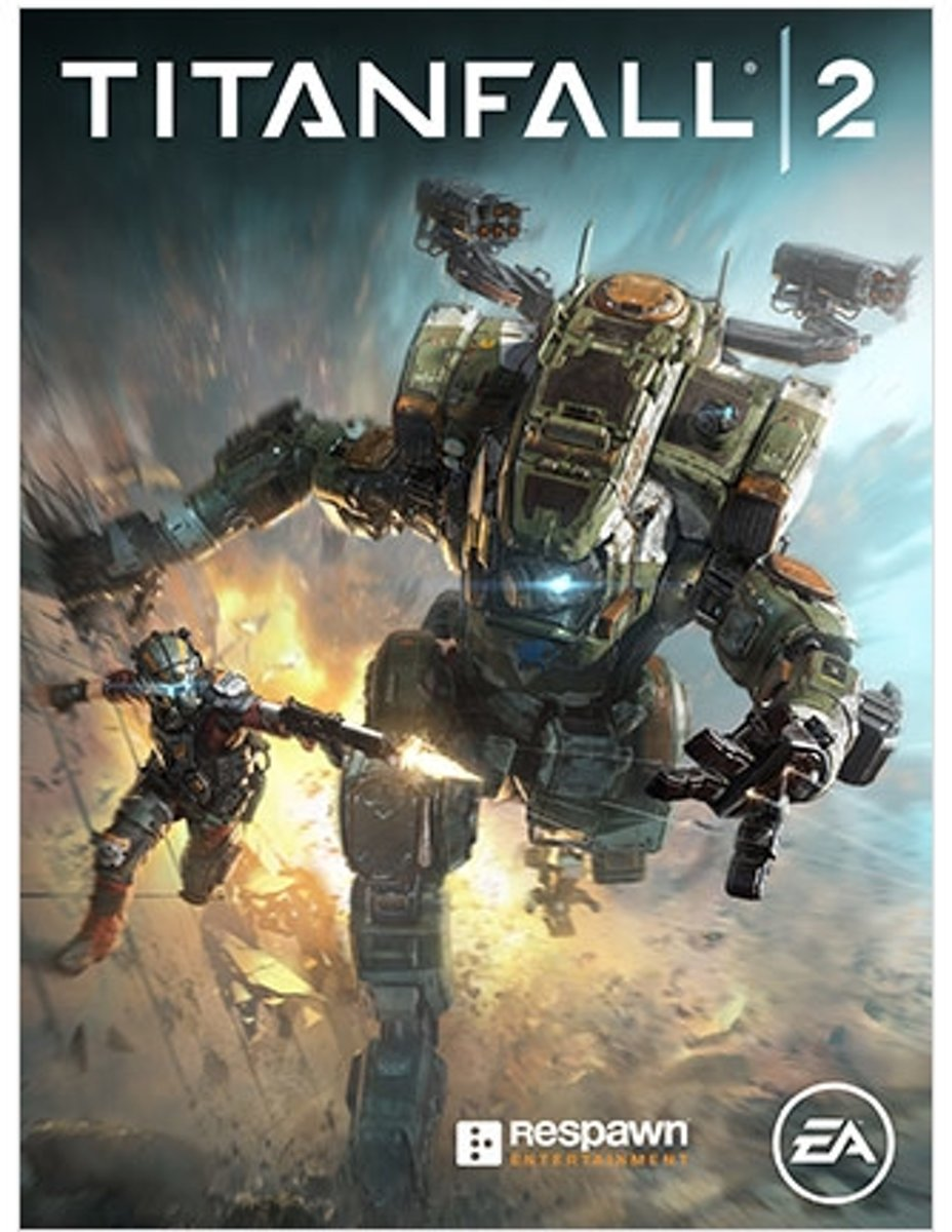 Microsoft Titanfall 2, Xbox One Basis Xbox One video-game