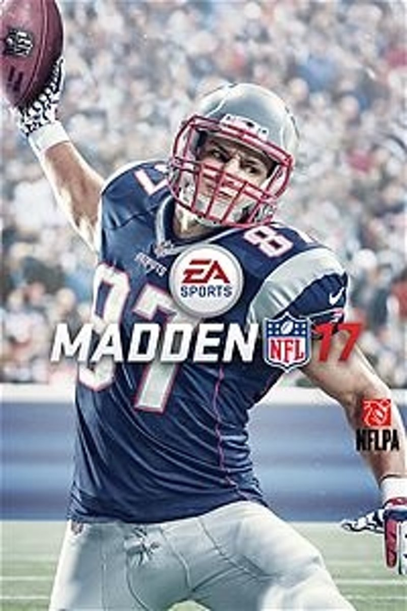 Electronic Arts Madden NFL 17, Xbox One Basis Xbox One video-game