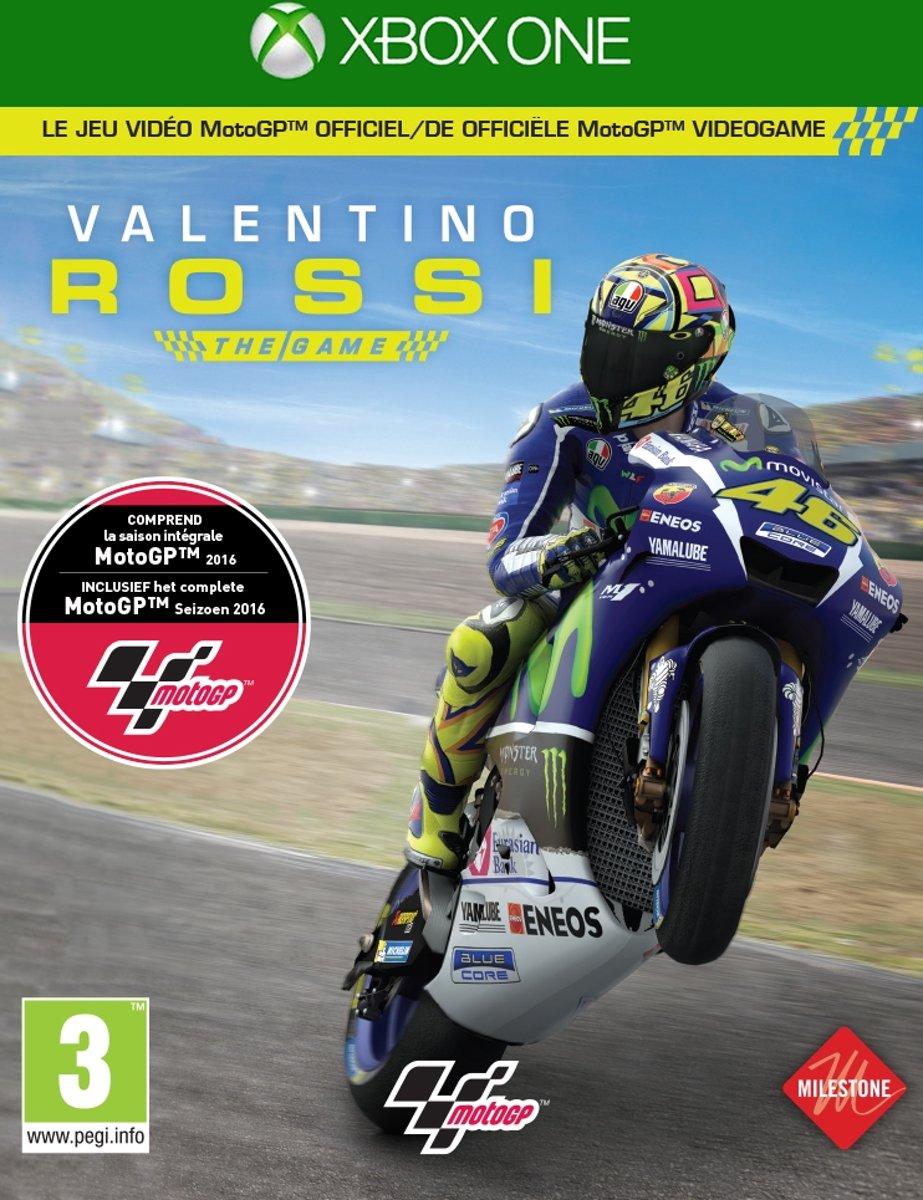 MotoGP 16 - Valentino Rossi: The Game - Xbox One