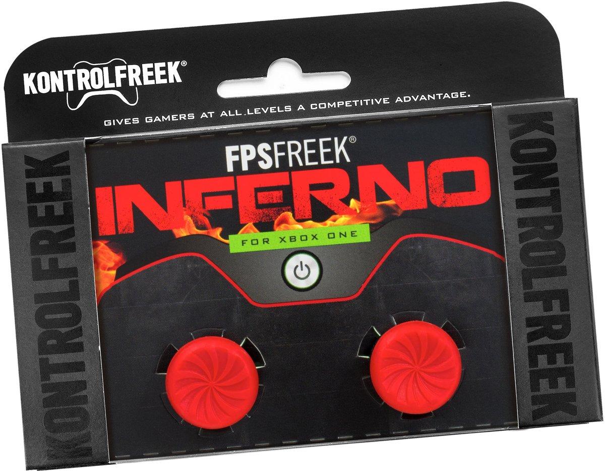 KontrolFreek FPS Freek Inferno thumbsticks voor Xbox One