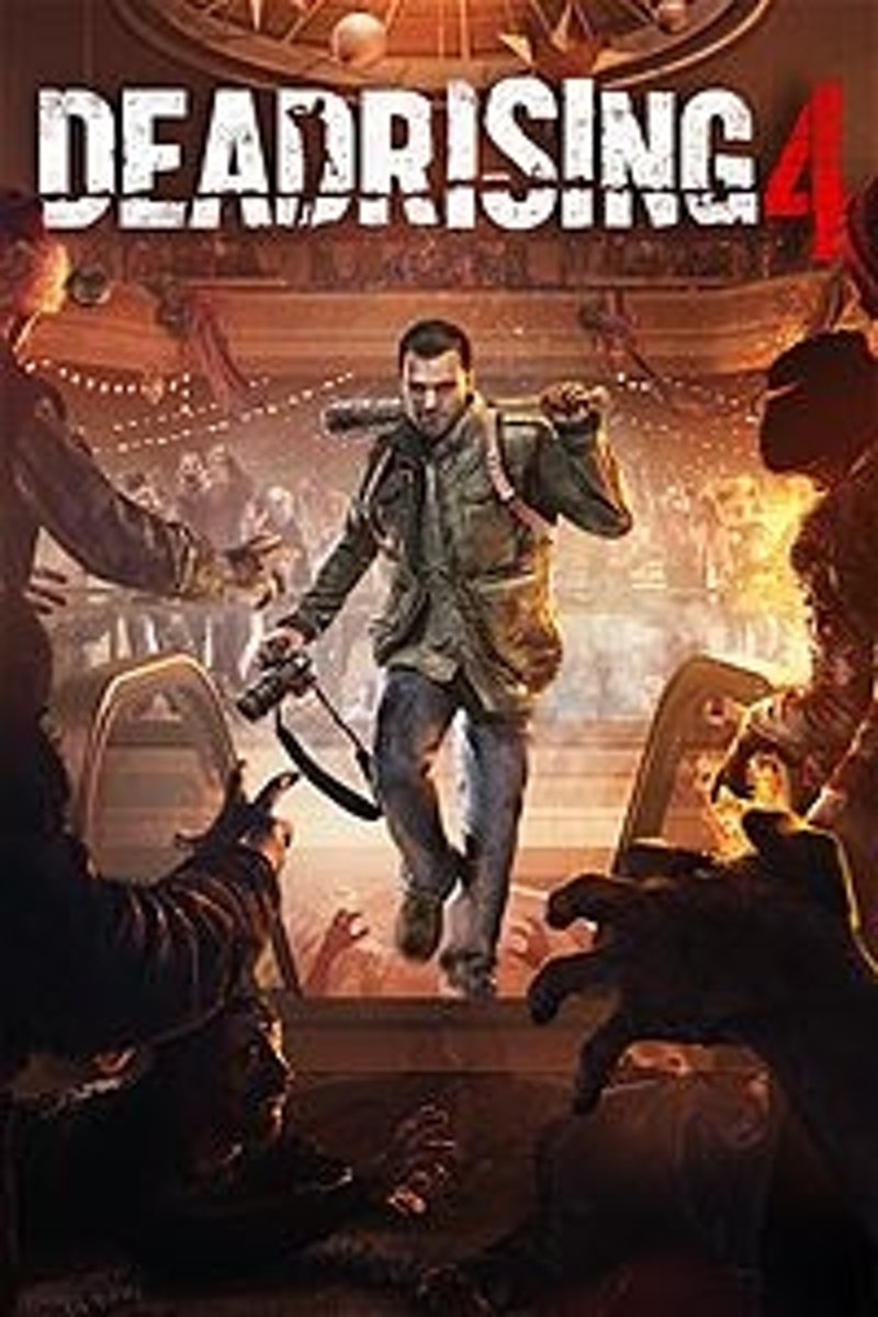 Microsoft Dead Rising 4 Xbox One video-game Basis