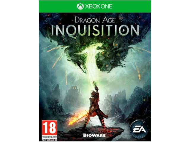 Electronic Arts dragon age - inquisition