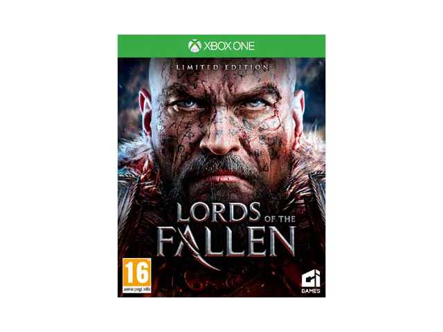 Easy Interactive Lords Of The Fallen (Limited Edition