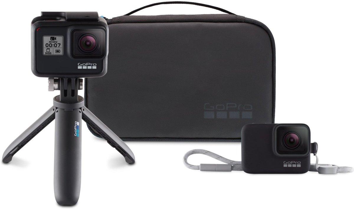 GoXtreme Enduro Black Actioncam 2.7K, Waterdicht, WiFi