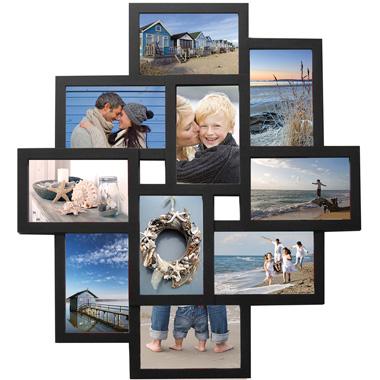 Henzo fotolijst Holiday Gallery 10 - zwart