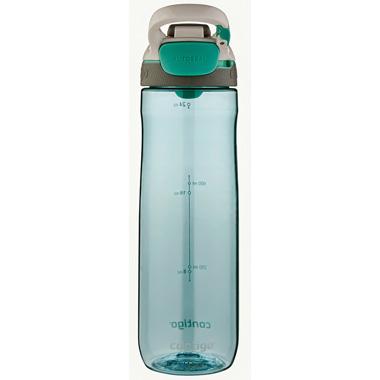 Contigo Cortland Autoseal waterfles - blauw