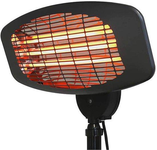 Kynast Terras Heater Exklusiv - Staand 2000 Watt
